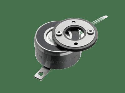 Sleeve bearing mounted clutch